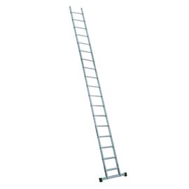 Scala ad appoggio alluminio Facal 18 gradini, per lavori fino a 6,5 m