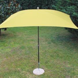Ombrellone 2,25 x 1,9 m giallo