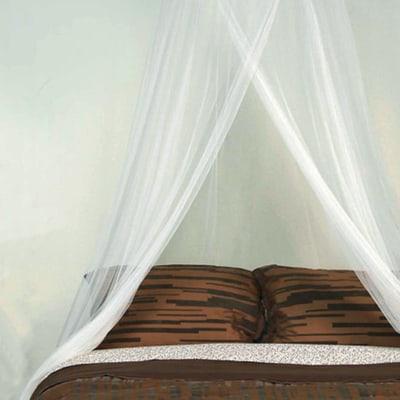 Zanzariera per letto telo l 125 x h 250 cm prezzi e offerte online leroy merlin - Zanzariera letto ...
