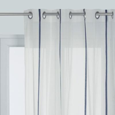 Tenda Magalie bianco 145 x 280 cm
