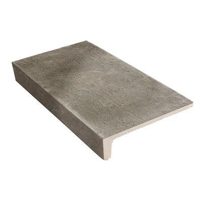 Gradino Doom grigio 15 x 30 cm