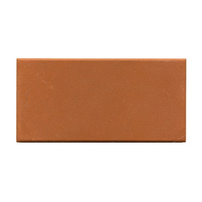 Piastrella Gres 7,5 x 15 cm rosso