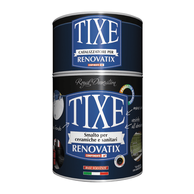 Smalto manounica Renovatix Tixe Verde Botanico brillante 0,75 L