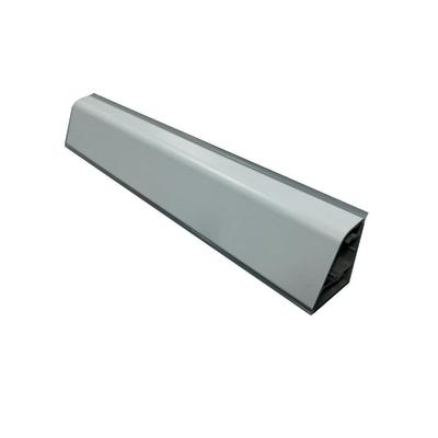 Alzatina su misura Olmo mercurio alluminio beige H 4 cm