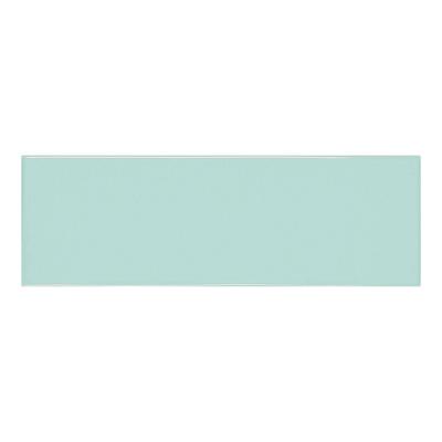 Piastrella Must 10 x 30 cm azzurro