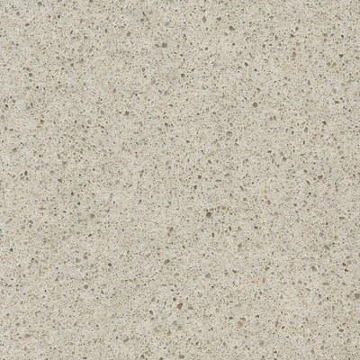 Alzatina su misura City quarzo bianco H 6 cm