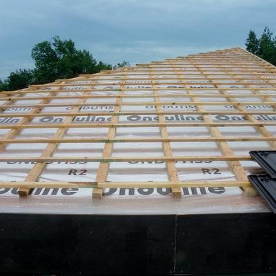 Telo traspirante Onduline 220 g/m², 1,5 x 50 m