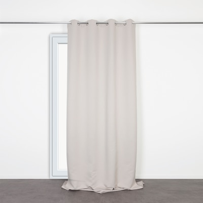 Tenda Ultra Oscurante grigio 135 x 280 cm