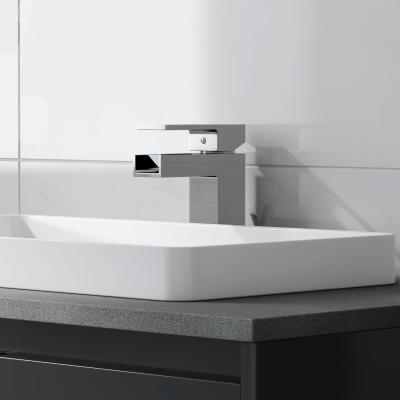 Mobile bagno Loto grigio antracite L 120 cm