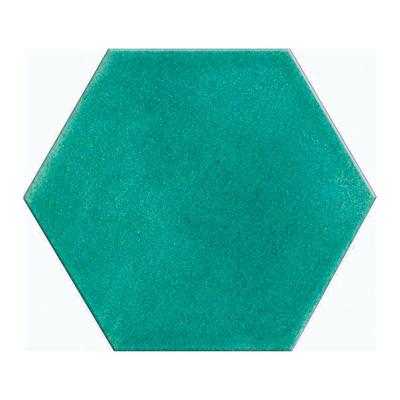 Piastrella Provenza Smeraldo 15 x 17,3 cm verde