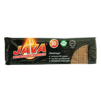 Tavolette accendifuoco Java 30 pezzi