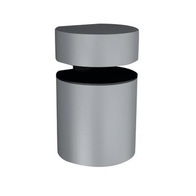 Reggimensola Basket argento 5 x 3,8 cm