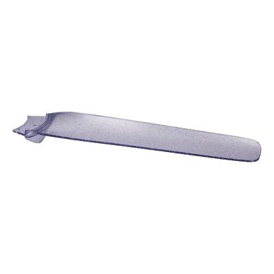 Pale per ventilatore da soffitto componibile Auckland trasparente glitterata