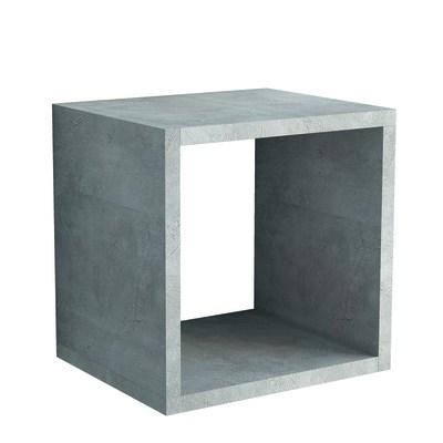 Cubo effetto cemento L 25 x P 30, sp 1,8 cm