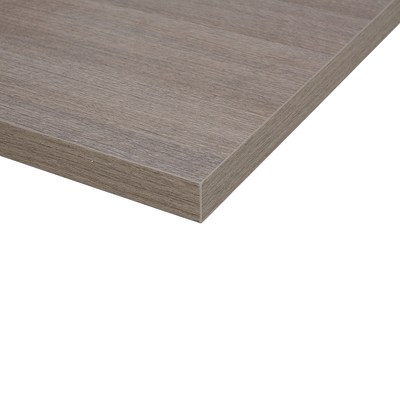 Piano cucina su misura laminato Maranello grigio 4 cm