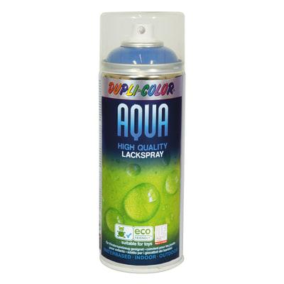 Smalto spray Aqua blu genziana RAL 5010 Lucido 350 ml