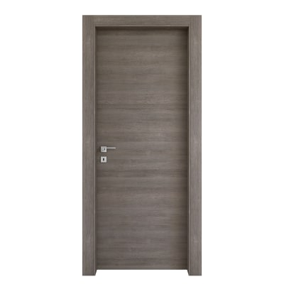 Porta da interno battente Starwood pietra 70 x H 210 cm reversibile