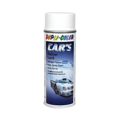 Smalto spray Cars bianco satinato 400 ml