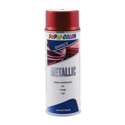 Smalto spray Metallic rosso diamantato 400 ml