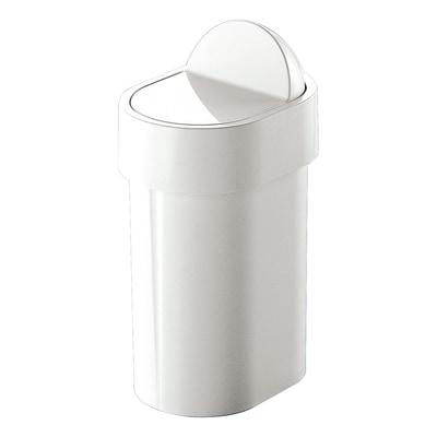 Pattumiera Junior bianco 4,8 L