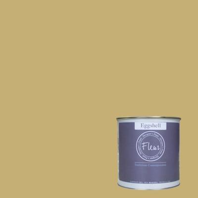 Smalto manounica Fleur Eggshell all'acqua flower power satinato 0.75 L