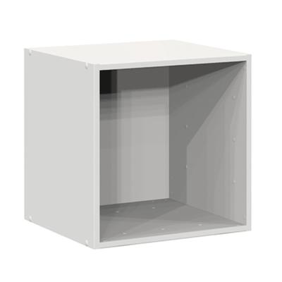Struttura Multikaz bianco L 31,7 x P 35,2 x H 35,2 cm