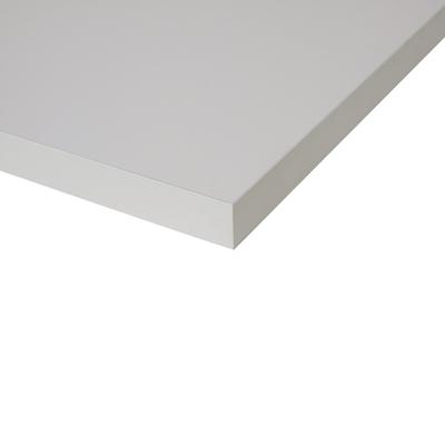 Piano cucina su misura Fenix NTM Malè bianco 4 cm
