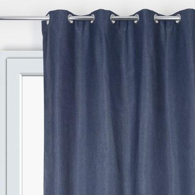 Tenda Copenhague blu 135 x 280 cm