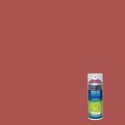Smalto spray Aqua marrone terracotta Lucido 350 ml