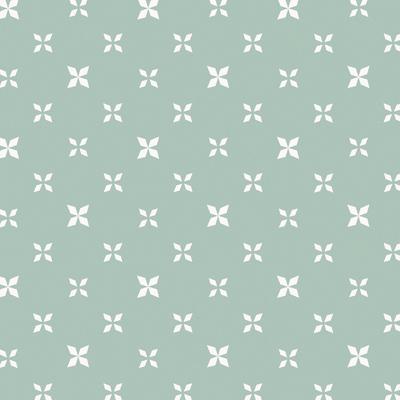 Piastrella Astuce 19,7 x 19,7 cm verde