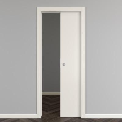 Porta da interno scorrevole Strauss 80 x H 210 cm reversibile
