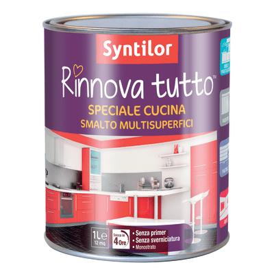 Smalto Rinnova tutto Syntilor Inox 0,5 L