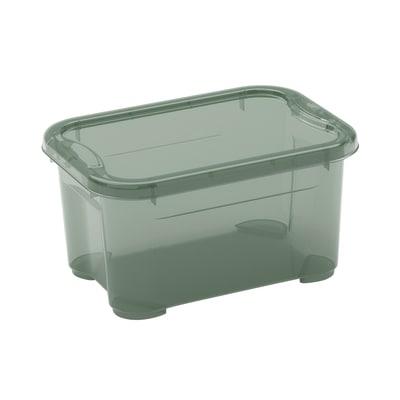 Scatola T Box XXS L 26 x P 19 x H 14 cm verde