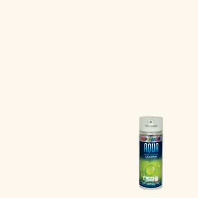 Smalto spray Aqua bianco puro RAL 9010 Lucido 350 ml