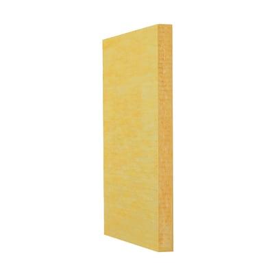 Pannello in lana di vetro ClimaBac G3 Isover L 1,2 m x H 0,6 m, spessore 8 cm