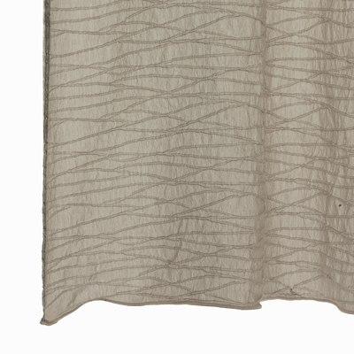 Tenda Annie tortora 140 x 300 cm