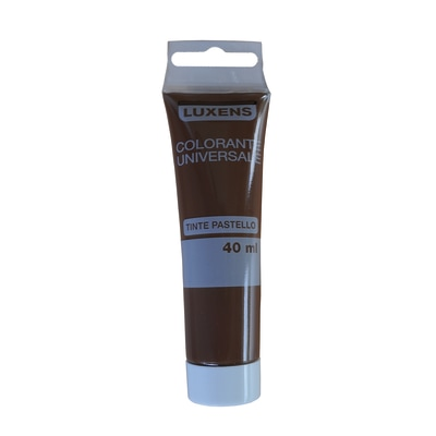 Colorante universale Luxens marrone ossido 40 ml