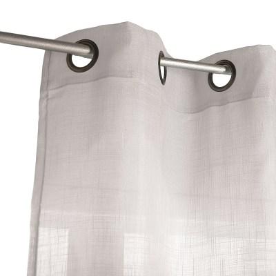 Tenda Caricia grigio 140 x 280 cm