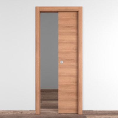 Porta da interno scorrevole Degas 90 x H 210 cm reversibile