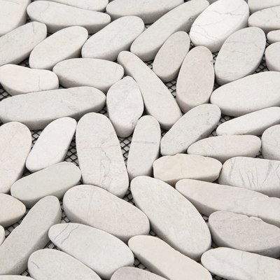 Formella Elisse bianco 30 x 30 cm