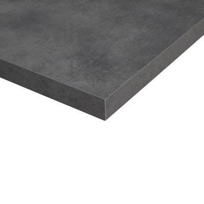 Piano cucina su misura laminato Copperf. grigio 6 cm