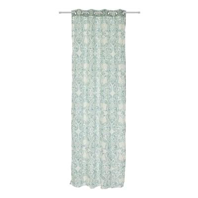 Tenda Arabesque blu 140 x 300 cm