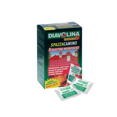 Pulitore Diavolina Spazzacamino 50 g