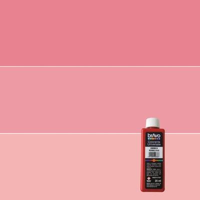 Colorante iperconcentrato ad acqua Bravo rosso vivo 20 ml