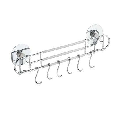 Barra porta accessori Turbo-loc cromato L 31 cm