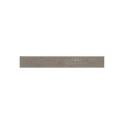 Battiscopa impiallacciato verniciato naturale 10 x 75 x 2400 mm