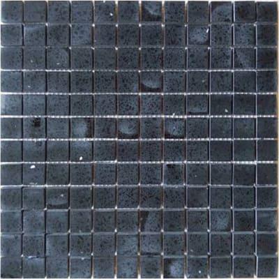 Mosaico Terrazzo 29,8 x 29,8 cm nero