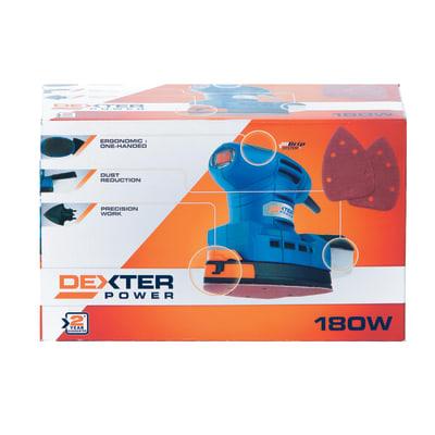 Levigatrice multifunzionale Dexter 180 W