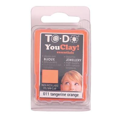 Pasta modellabile You Clay! arancione neon orange 56 g