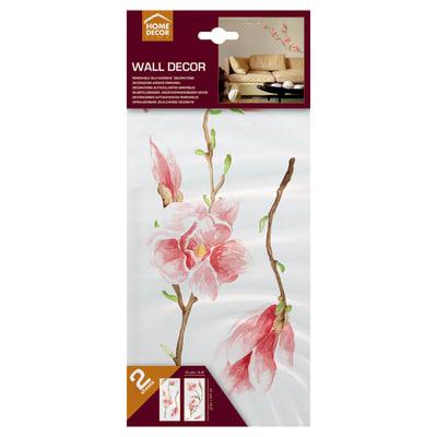Sticker s magnolia prezzi e offerte online leroy merlin for Fotomurali leroy merlin